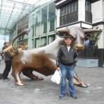 Bull Ring - City Center of Birmingham